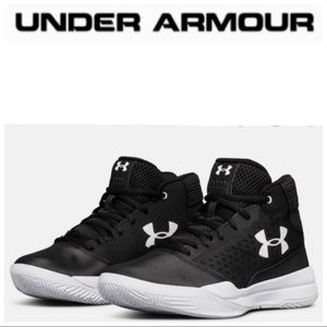 Under Armour Black Women's Basketball Shoes
